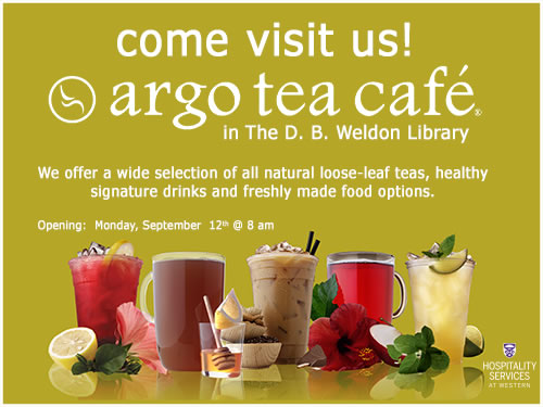 Argo Tea Cafe